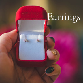 Earrings for women are the perfect finishing touch