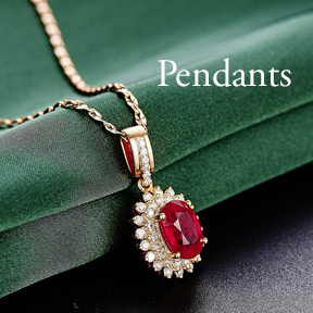 Accent your wardrobe with unique necklaces and pendants
