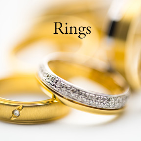 Rings that add a personal touch
